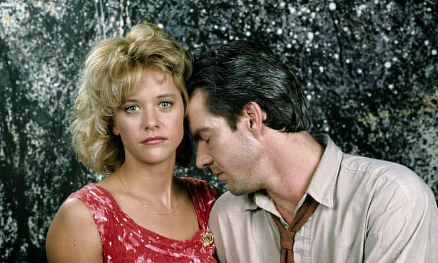 in 1988 with Meg Ryan in the movie Dead on Arrival.