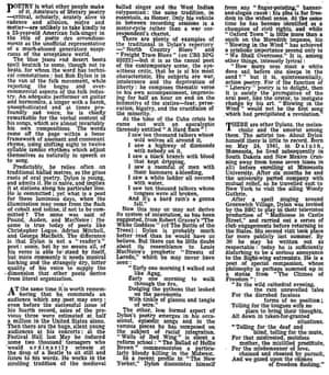 The Guardian, 6 April 1965.