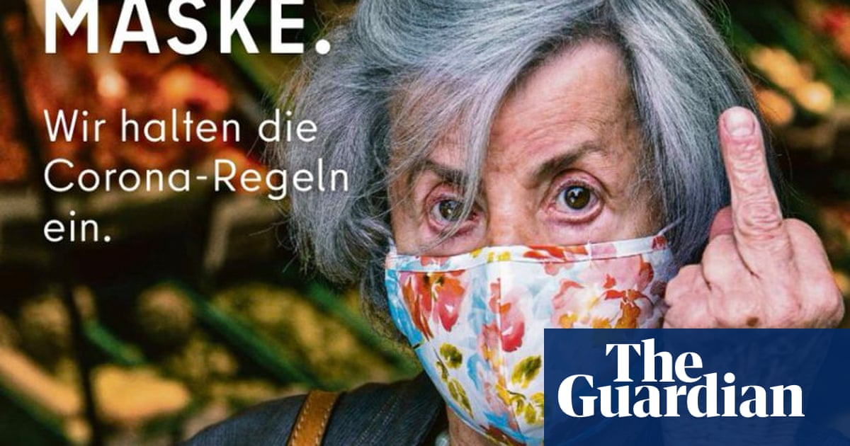 Berlin gives middle finger to anti-maskers in tourism agency ad    Germany's tou