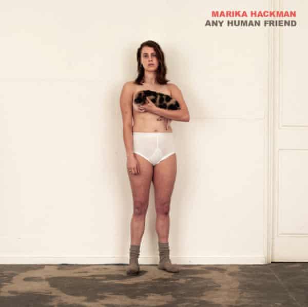 Marika Hackman: Any Human Friend album artwork