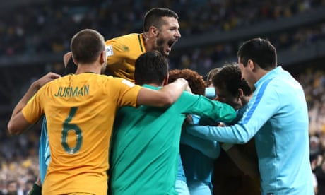 Socceroos rise to 43rd in latest Fifa world rankings