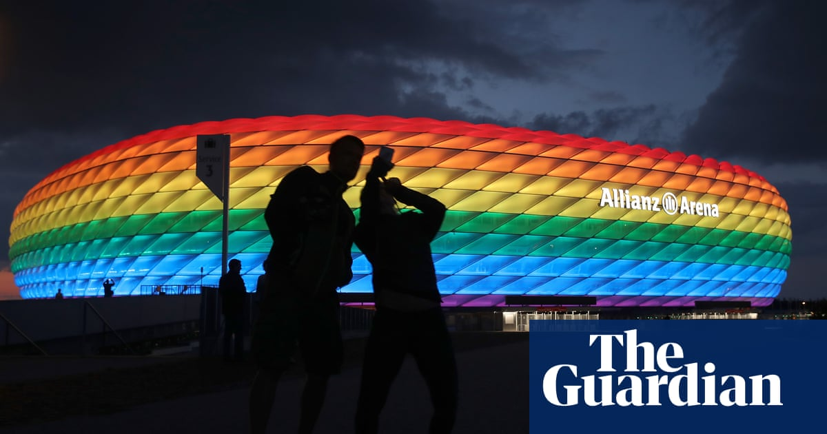 Calls to light Allianz Arena in rainbow colours after Hungary anti-LGBTQ+ law