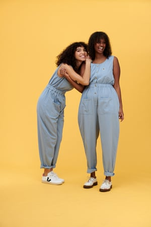 Lucy & YakLucy & Yak is an independent, ethically and sustainably made brand, dedicated to upholding a positive environmental and social impact. Each one of its garments (think boilersuits, colourful dungarees and cropped sweatshirts) is made from organic fabrics and is produced by its factory in north India, where workers are paid four times the state minimum wage. All postage material and stationary is 100% recycled and biodegradable. Boilersuit, £54 lucyandyak.comBoilersuit, £54 lucyandyak.com.