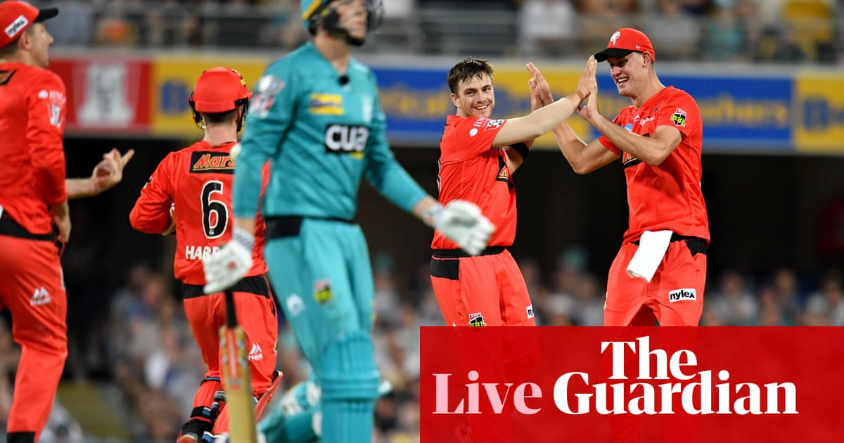 Sportwatch: Heat contrive record BBL collapse, Wanderers lose – as it happened