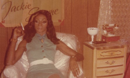 Jackie Shane: 'I get my charge from performing in front of people. That's my energy.'