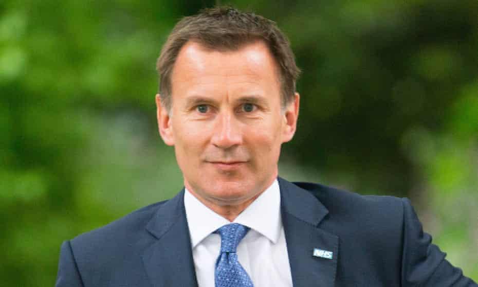 Jeremy Hunt is now the longest serving health secretary in history.