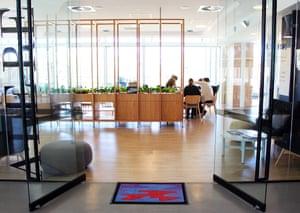 Welcome mat at Flinders university
