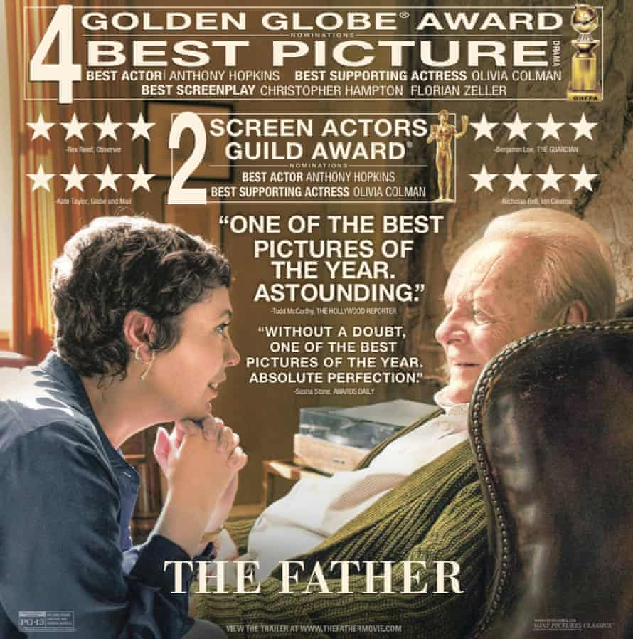 An early poster for The Father