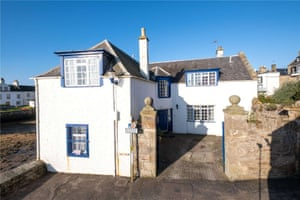 Dreel Lodge in Anstruther