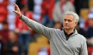 Manchester United are unbeaten this season under José Mourinho, who has spoken glowingly of Paris Saint-Germain.