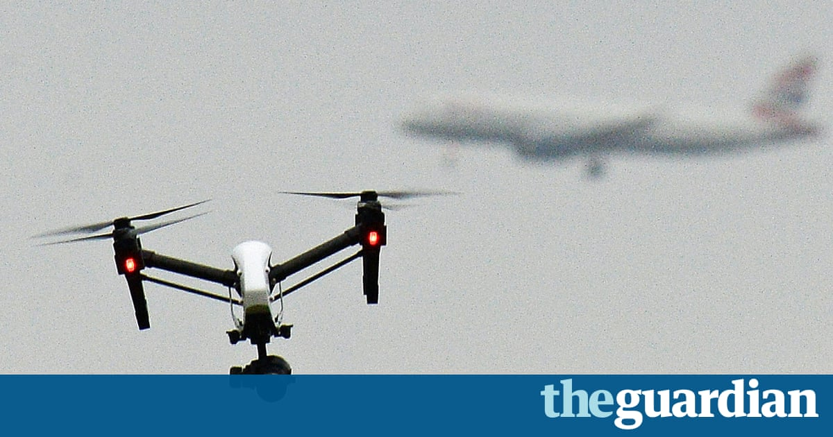 Drones will Have to Be Registered in UK Safety Clampdown