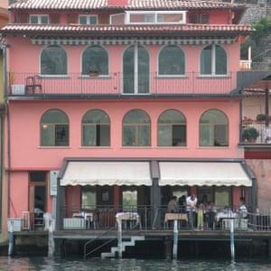 Locanda al Lago, Lake Iseo, Italy.