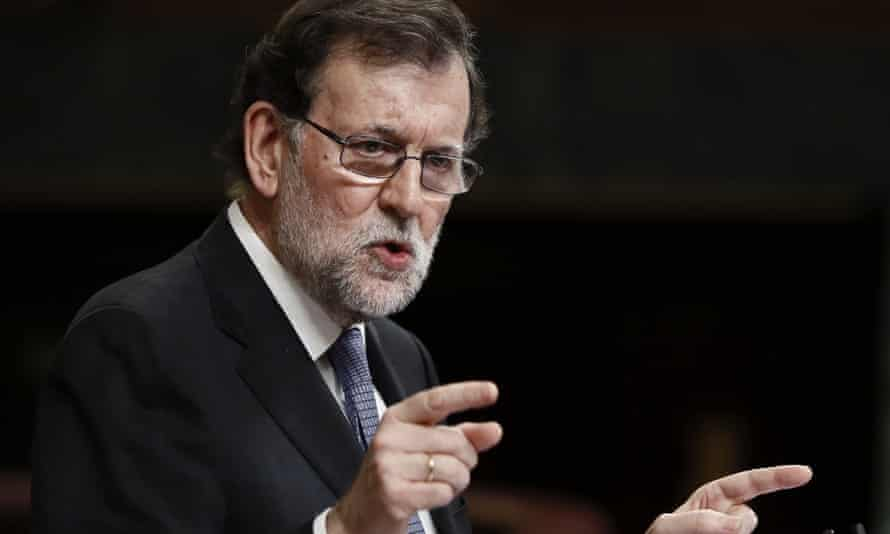 Spain's prime minister, Mariano Rajoy, says voters in the Dutch election have 'made a show of responsibility'.