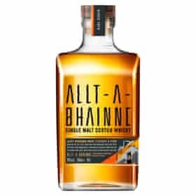 Allt-A-Bhainne Single Malt