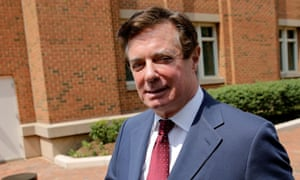 President Trump's former campaign chairman Paul Manafort