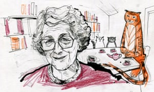 Judith Kerr: 'I've spent 94 years looking at things.'