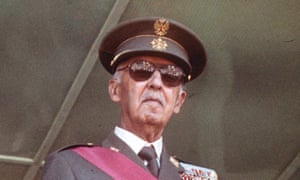 Franco ruled Spain from his victory in the 1936-1939 civil war until his death in 1975.
