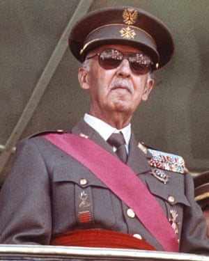 General Francisco Franco changed Spain's timezone in 1942 to match Hitler's Germany.