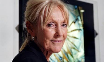 Czech-born architect Eva Jiřičná said: 'I don't think any man could actually compete' with Zaha Hadid.