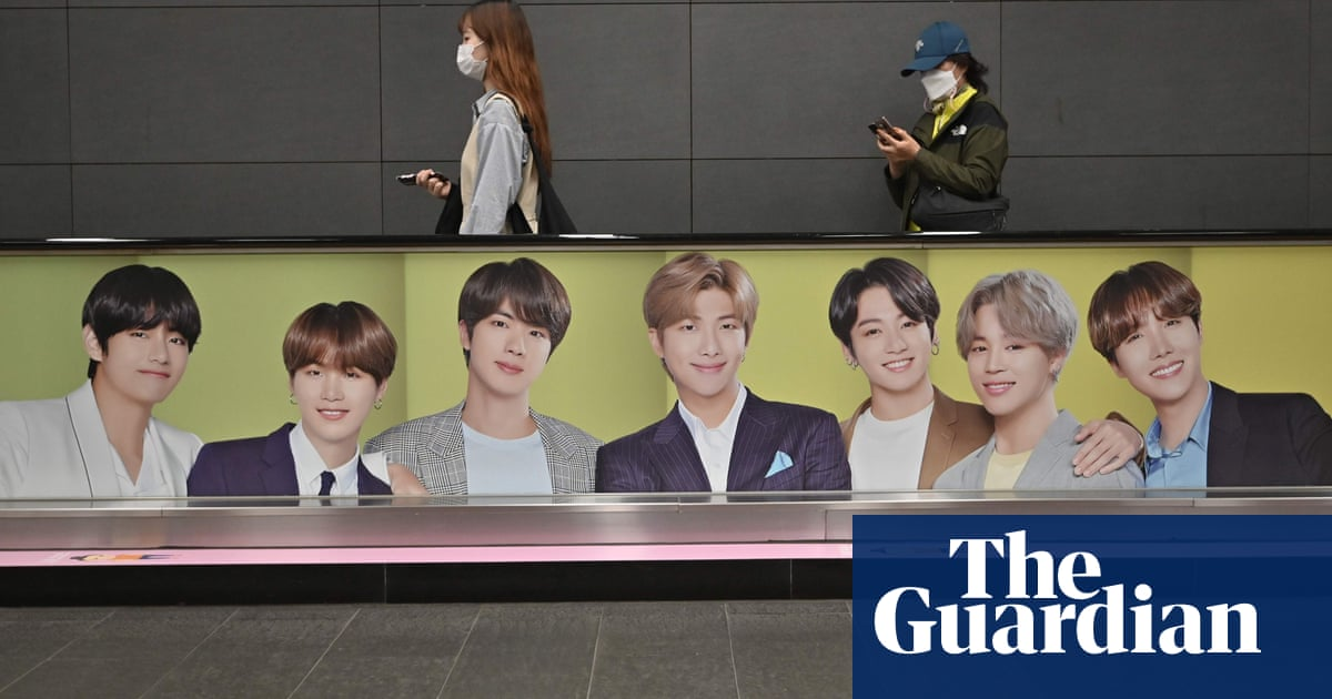 BTS faces China backlash over Korean war comments