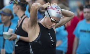 Lucy Charles originally hoped to take part in the Olympics as a swimmer, but grew disillusioned after missing out in 2012.