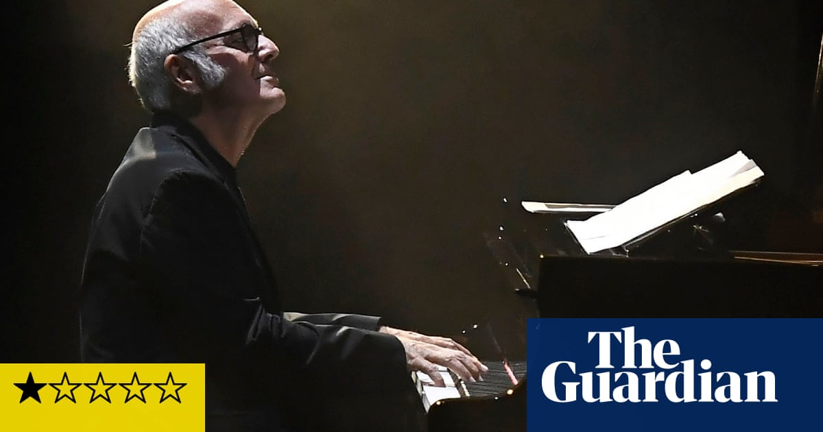 Ludovico Einaudi review – as cliched and shameless as a Simon Cowell No 1
