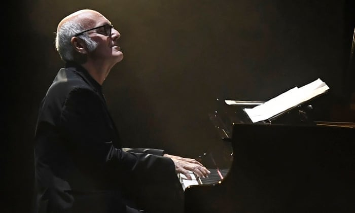 Ludovico Einaudi review – as cliched and shameless as a Simon Cowell