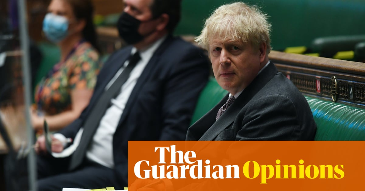Johnson's renovations are immaterial – unlike the other sleaze allegations