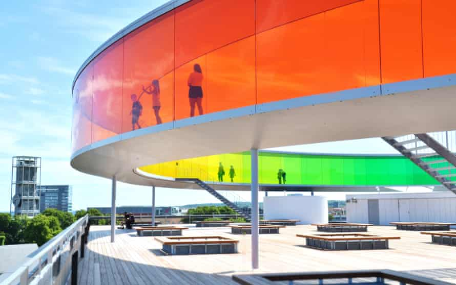 Aarhus is praised for its contemporary architecture, such as the Aarhus Kunstmuseum