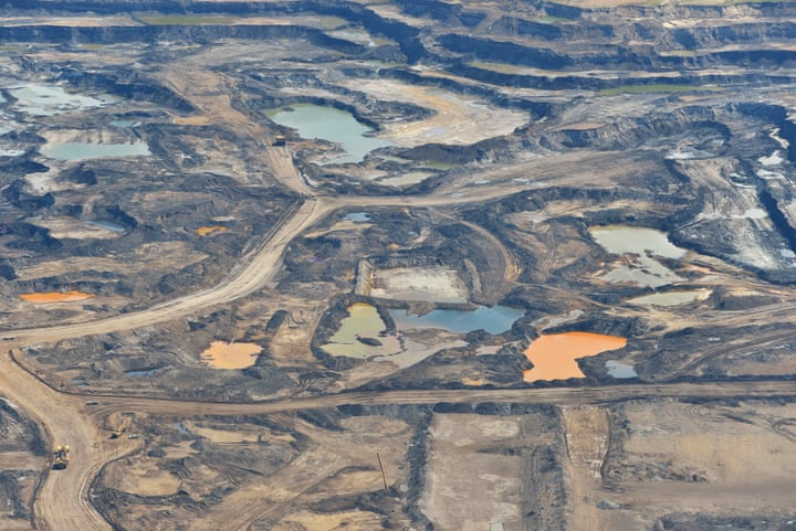 Starting off essay on the oil sands?