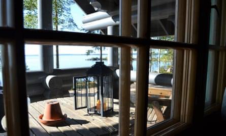 Beaver Cabin, Lake Saimaa, Finland