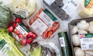 Image result for veg in plastic