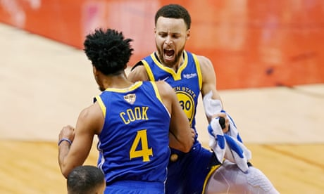The Raptors had every advantage against the Warriors. It didn't matter