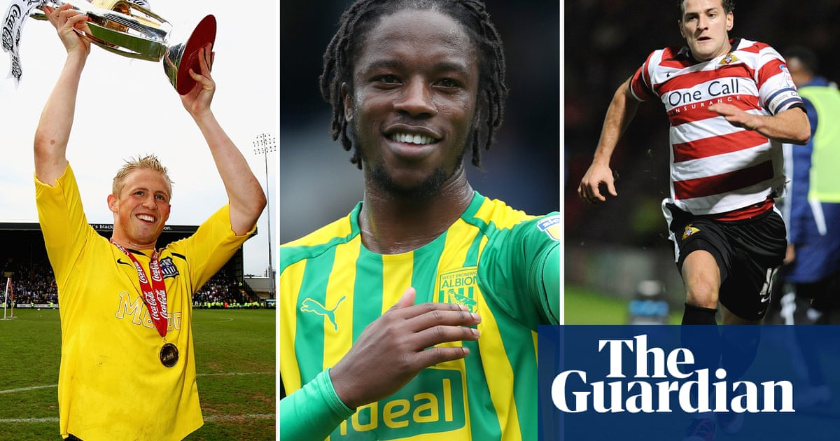 Schmeichel to Sharp: the Football League team of the decade