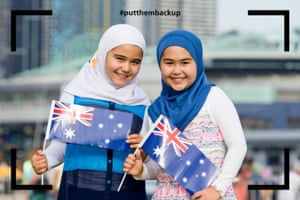 Back in January this billboard advert in Melbourne featuring two young girls in hijabs caused controversy. It was part of a Victorian Government campaign to promote Australia Day events in the city. First it was removed following viilent threats from people who opposed it. Then, after a huge crowd-funding campaign, enough money was raised to see the image replaced on multiple billboards on Australia Day. It was hailed as a triumph of tolerance over bigotry.