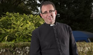 Richard Coles: the rocking reverend.