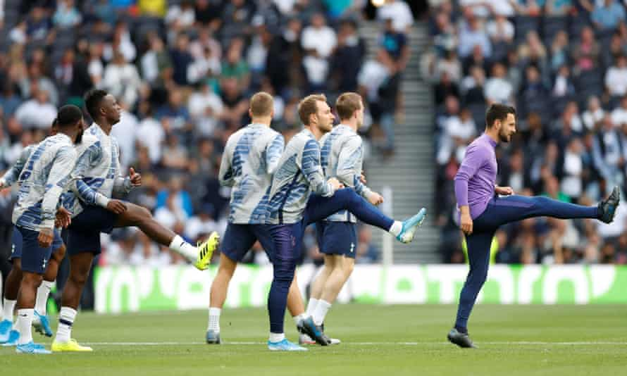 Christian Eriksen remains a key part of Tottenham's planning for the season but could still be poached by a European side before the beginning of September.