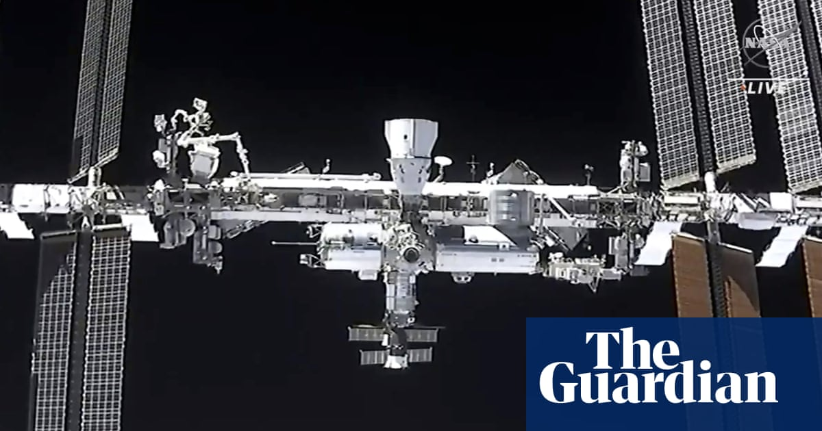 'Scary stuff': International Space Station robotic arm struck by space junk