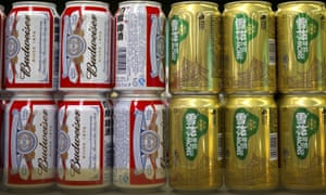 Snow beer, China's biggest brand, and Budweiser: heading for a closer relationship?