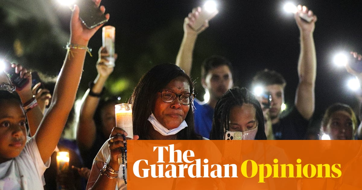 I'm sick of society telling women we must protect ourselves from violent men