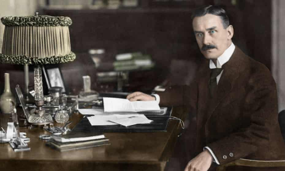 'A public intellectual at a time of global tumult': Thomas Mann in 1916