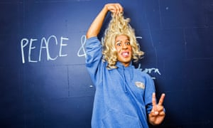 Mykki Blanco: 'Mykki Blanco is fun. Talking about HIV is not fun. How could I be fun and have HIV?'