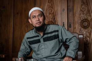 Abdurrahman, leader of Front Jihad Islam in Yogyakarta, has spoken out against a boarding school for transgender people in the world's largest Muslim-majority nation.