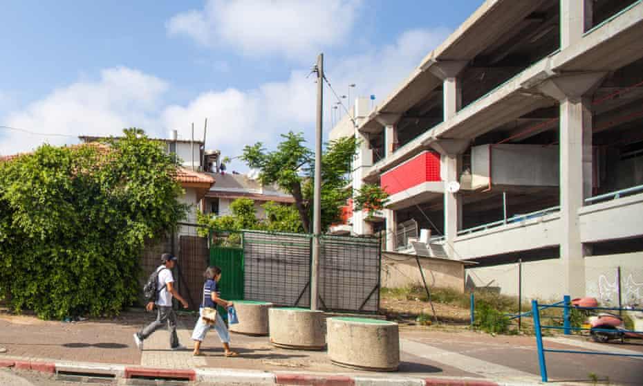 Central bus station, Tel Aviv