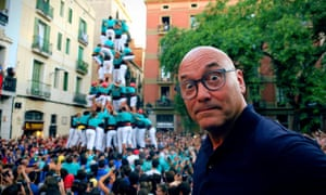 Big Weekends With Gregg Wallace