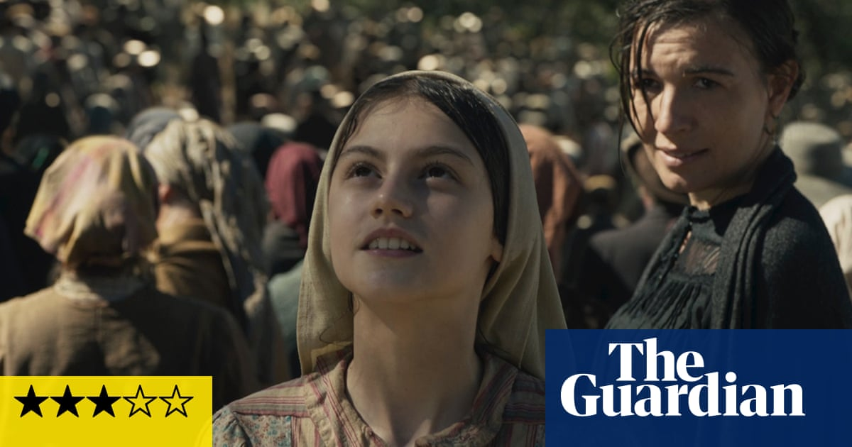 Fatima review – miracle movie plays down the transcendence