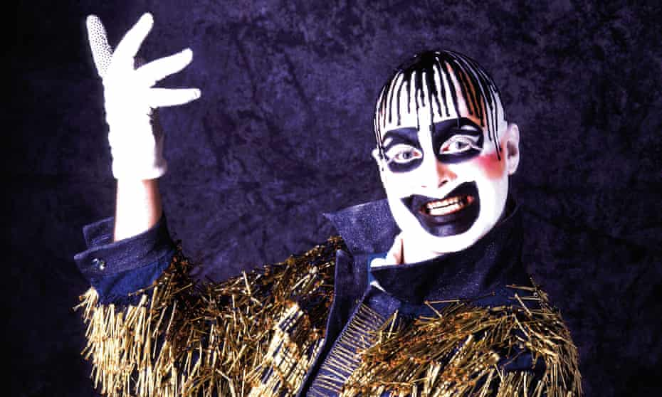 'He was modern art on legs' … Leigh Bowery in a jacket he customised.