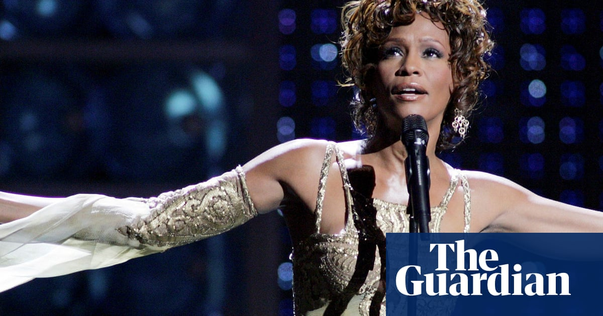 How a great love of Whitney Houston helped me say goodbye to my mum