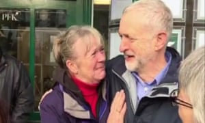 Who could fail to be moved when Corbyn visited flood-ravaged Cockermouth, put his arm round supporter Liz Fitton and sang Happy Birthday?