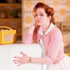 Katherine Parkinson in Home, I'm Darling.